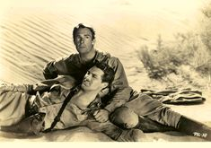 Cary Grant & Randolph Scott--in that love story that was never released to the public...