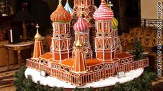 Moscow chef serves up edible cathedral