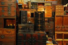 Japanese antiques   NYC