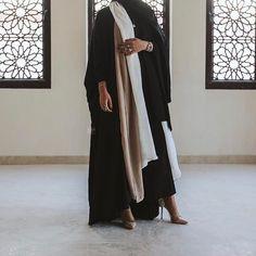 @Koodiz gorgeous abaya /Amaliah.co.uk