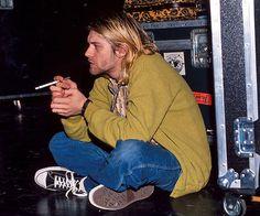 Kurt Cobain. So dreamy.