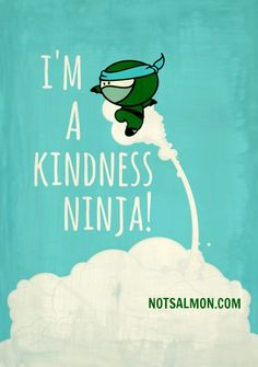 Kindness is awesome  - Karen Salmansohn quotes Quotes for kids