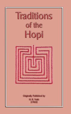 Folklore, TRADITIONS OF THE HOPI, american indian folklore, native american folklore, american indian, native american, folktales, stories, myths, legends, 110 Hopi tales, , H. R. Voth, HOPI, Mesa, $13.99