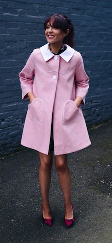CLICK TO SHOP THE LOVEHEART COAT by TARA STARLET, now 20% off in the Sale! As seen on Lorna from www.lornaluxe.com << check out her blog!
