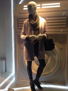 Window shopping at @bershka in Milan