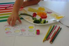 Game DIY toodler/preschooler maleradosci.pl