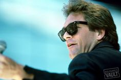 Photo of the Day - 6/20/2012. Huey Lewis & the News, Bill Graham Archives Concert Photo Print @ Mountain Aire Festival, Calaveras County Fairgrounds (Angel's Camp, CA) Jun 20, 1987. http://www.wolfgangsvault.com/huey-lewis/photography/bg-archives-print/CAL870620-01.html