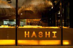Hashi Mori is an Izakaya Japanese Kitchen located in Berlin, designed by Affect Studio. Thai Restaurant, Restaurant Design, Bar Design Awards, Cafe Bar, Berlin Germany, Interior Design Inspiration, Facade, Studio, Japanese Rice
