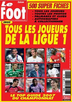 2006-2007 Lafont, Football, Club, Comic Books, Comics, Cover, Soccer, American Football, Slipcovers