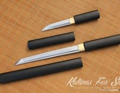Tanto For Sale - Custom Made Tanto Swords @Katanasforsale.com