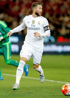 Sergio Ramos <3 - Real Madrid