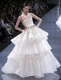 Dior Wedding Dresses 2012