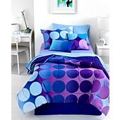 Dot Allure 4 Piece Comforter Sets