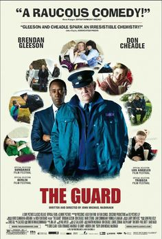 don Cheadle and Brendan Gleeson..great comedy