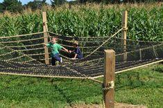 Attractions | Marini Farm Corn Maze