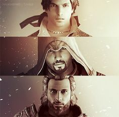 """When I was a young man, I had liberty, but I did not see it. I had time, but I did not know it. And I had love, but I did not feel it.  Many decades would pass before I understood the meaning of all three.  And now, the twilight of my life, this understanding has passed into contentment.""  -Ezio Auditore da Firenze"