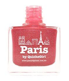 Love this bottle! Picture Polish Paris