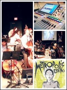 #MetropolisElektro #Day2 #1000Network #FlatlandFilmFestival @SXSW #SXSW http://LHUCA.org