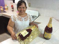 CERVEZA TAMAÑO FAMILIAR CON GELATINA BASE DE AGUA - YouTube