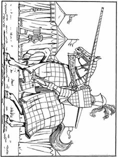admin may 29 2013 knights 93 views knights coloring pages 19 by admin ...