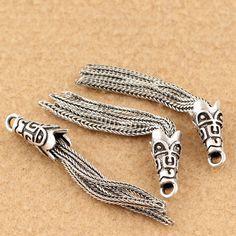 promo s925 silver jewelry accessories tassel dyi muslimarab prayer beads pendant delicate charm pendant #prayer #beads