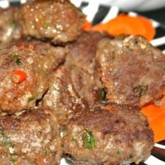 Rezept Köfte Frikadellen    #kochen #rezepte #kochrezepte #türkisch #türkei
