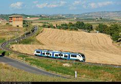 RailPictures.Net Photo: unknown Ferrovie dello Stato (FS) ALe 501 at Agrigento, Italy by Roberto Meli