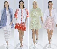 Temperley London Spring/Summer 2015 Collection – London Fashion Week