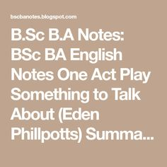 b.a english notes modern essay Brainlycom is a part of the largest social network for studying in a group we provide the best tools for mutual help with school subjects join us.