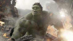 Nova imagem épica do Hulk