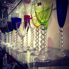 Live Colorfully. #Baccarat