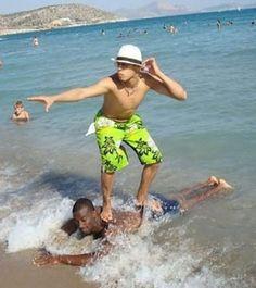 9 Most Amusing Beach Fails photo - So Funny Epic Fails Pictures Funny Beach Pictures, Beach Pictures Wallpaper, Epic Fail Pictures, Funny Photos, Photos Bff, Beach Photos, Videos Instagram, Photo Instagram, Bffs