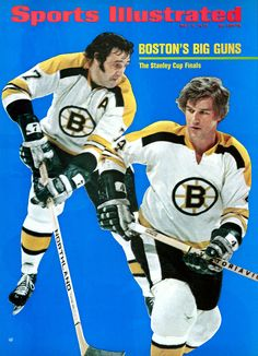 May 1972 Sports Illustrated via Getty Images Cover: Hockey: NHL Playoffs: Boston Bruins Phil Esposito and Bobby Orr in action vs St. Louis Blues during Semifinals at St. Louis, MO Get premium, high resolution news photos at Getty Images Stars Hockey, Ice Hockey Teams, Hockey Players, Hockey Stuff, Montreal Canadiens, Sports Magazine Covers, Phil Esposito, Si Cover, Cover Art