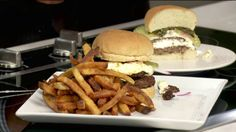KANSAS CITY, Mo. -- Looking for something different to grill this Father's Day? FOX 4 food scout Stewart Lane recently discovered a new burger place that is home to some of the metro's best fries, Lane said.  The Green Room Burger   Recipe courtesy of Green Room Burgers & Beer -Yields one burger