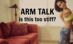 Coffee talk: stiff belly dance arm moves ~ Free belly dance classes online with Tiazza Rose