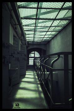 Das Gefängnis in Berlin Köpenick - go2know - Geheime Orte entdecken