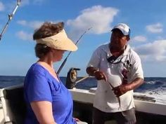 Check out this cool video of Cozumel Charters, including an interview with our own Ricky Wilson, podcast by Pacific Coast Angler.