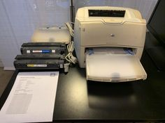$42.0 Only! ~ HP Laserjet 1200 Laser Printer. Includes Extra Front Tray. Tested. Working! CLICK HERE! #CheapPrinter, #PrinterScannerCombo, #CheapPrinterLaser, #WirelessPrinterSale, #PrinterScannerSale, #PrinterCopierSale, #UsedPrinter Wireless Printer, Printer Scanner, Laser Printer, Cheapest Printer, Tray, Trays, Board