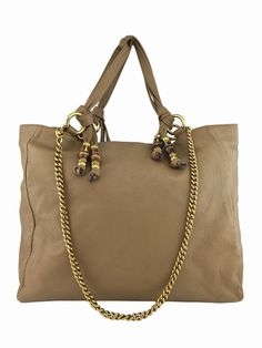 f7be6571dd Gucci Leather Jungle Large Tote Bag Camel