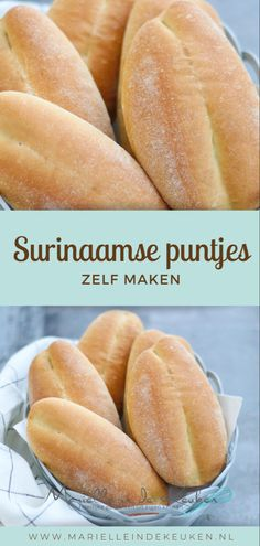 Savory Donuts Recipe, Donut Recipes, Bread Recipes, Suriname Food, How To Make Bread, Bread Baking, Soul Food, Hot Dog Buns, Sandwiches