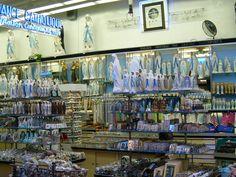 Lourdes religious stores and souvenir shops Toulouse, Lourdes France, Old Doors, Pilgrimage, Catholic, Cathedral, Photo Wall, Castle, Shops