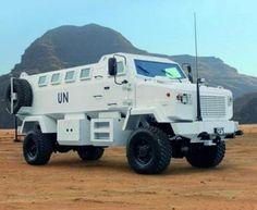Бронеавтомобиль с противоминной защитой КрАЗ Shrek One (KrAZ MPV)