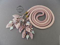 Jan Ver can v get d material,lets go nd buy. price tag really reasonable,babes I think u can take up this. Rope Jewelry, Seed Bead Jewelry, Jewelry Crafts, Beaded Jewelry, Handmade Jewelry, Beaded Necklace, Beaded Bracelets, Necklaces, Bead Crochet Patterns