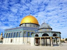 Dome of the Rock atop the Temple Mount Jerusalem https://ift.tt/2y0pFmj