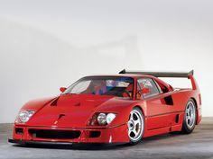 Ferrari F40, solo fotos. - ForoCoches