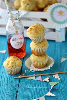 muffin cacio pepe