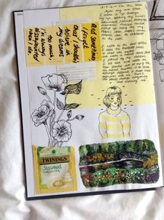 Image de diary, journal, and scrapbook