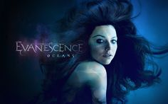 amy lee evanescence oceans | Space Kisses (#3): Wallpapers