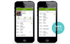 weeLove: Keep Tabs on Your Tot with Smallnest's Tracking App