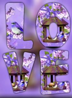 Yup, love in purple 💜 Purple Love, Purple Hues, All Things Purple, Shades Of Purple, Pink Purple, Lilac, Lavender, Purple Wallpaper, Love Wallpaper
